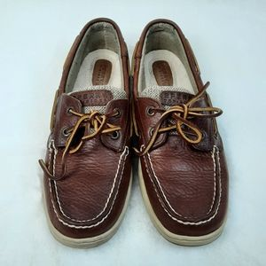 Sperry Bluefish 2-eye Women's Leather Boat Shoes